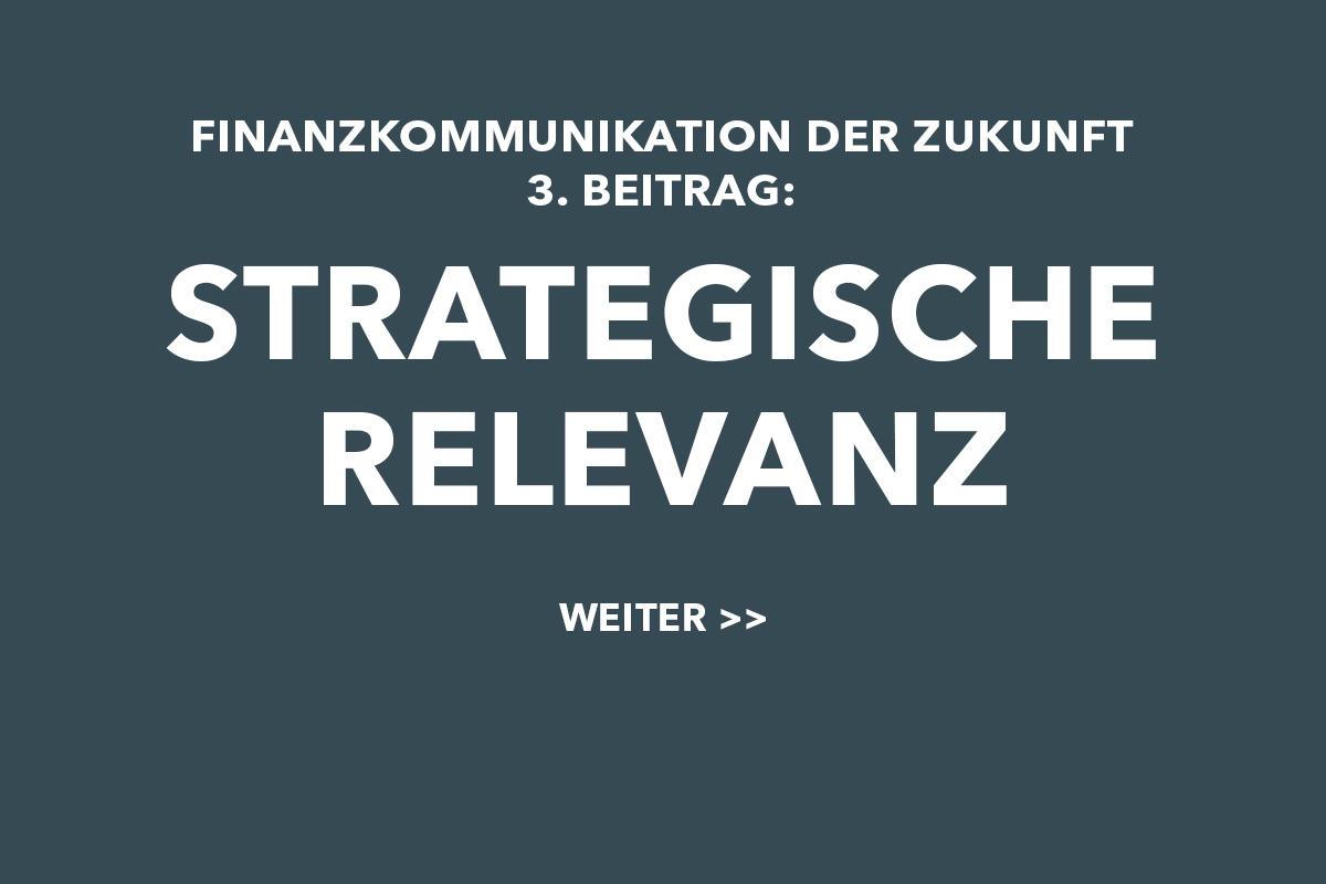 Strategische-Relevanz