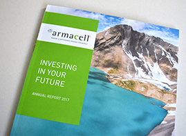 Armacell Annual Report 2017