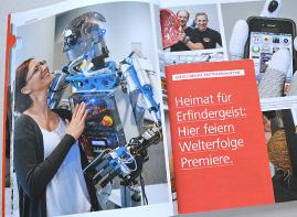 NürnbergMesse GmbH Geschäftsbericht 2017