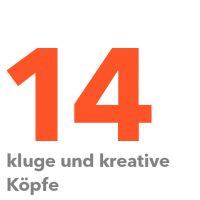 14 kluge und kreative Köpfe